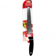 "Bread Knife Black 32.5cm(~13"")"