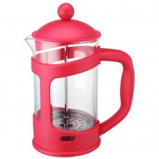 Cafetiere Red 6 Cup