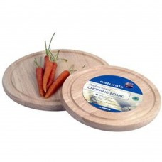 Board Wooden Round Chopping 30cm