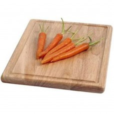 Board Wooden Rectangular Chopping 35cm x 25cm