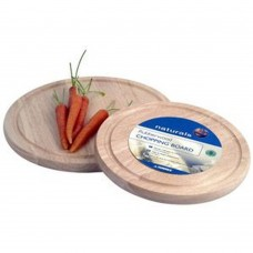 Board Wooden Round Chopping 25cm