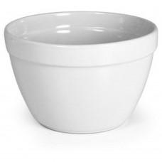 Bowl Pudding White 21cm