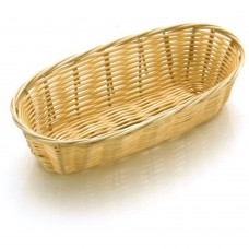 "Basket Cracker Rattan 23cm x 10cm(~9"" x 4"")"
