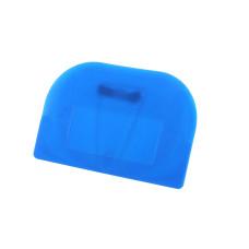Bowl Scraper Blue 85x120mm 10 per Pkt