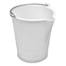 GILAC BUCKET 12L WHITE