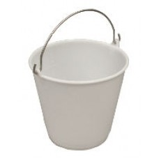 GILAC BUCKET 14L WHITE