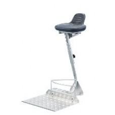 HIGH STOOL SEAT UP
