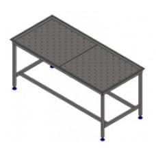 DRAINING V.-P. TABLE 1850X850 GRID