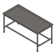 DRAINING V.-P. TABLE 1850X850