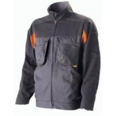 BICOLOUR MULTIPOCKETS JACKET M