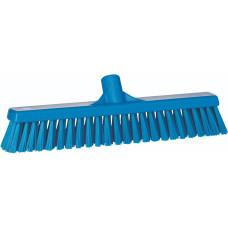 Broom Soft/Hard 410mm Blue