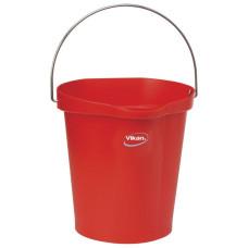 12L Bucket Red
