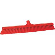 Broom Soft 610mm Red