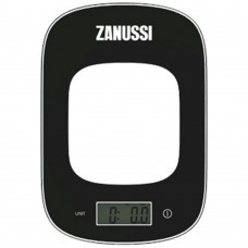 Kitchen Scales Zanussi Digital  Black