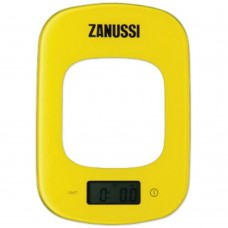 Kitchen Scales Zanussi Digital Yellow