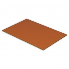 Cutting Board High Density Polyethylene Brown 450mm x 300mm x 12mm