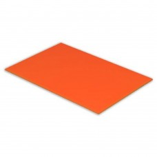 Cutting Board High Density Polyethylene Red 600mm x 450mm x 12mm