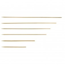 Bamboo Skewers 250x4mm Pack of 1000