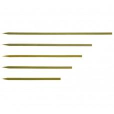 Hirakushi Flat Bamboo Skewers 240mm Pack of 1000