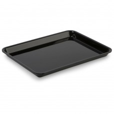 210mm Wide Tray 280mm x 210mm x 20mm Black