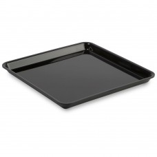 280mm Wide Tray 280mm x 280mm x 20mm Black