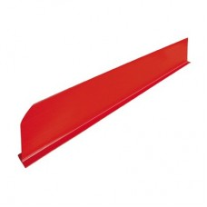 Divider Red 750x110mm