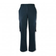 NF515 WOMEN'S CARGO TROUSERS - NAVY 12R