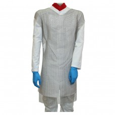 PROTEC CHAIN MAIL APRON - TUNIC - INCLUDES SHOULDERS