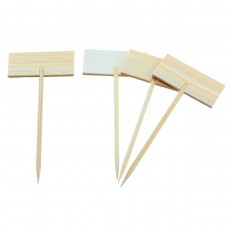 BAMBOO DELI FLAGS - 9mm X 90mm