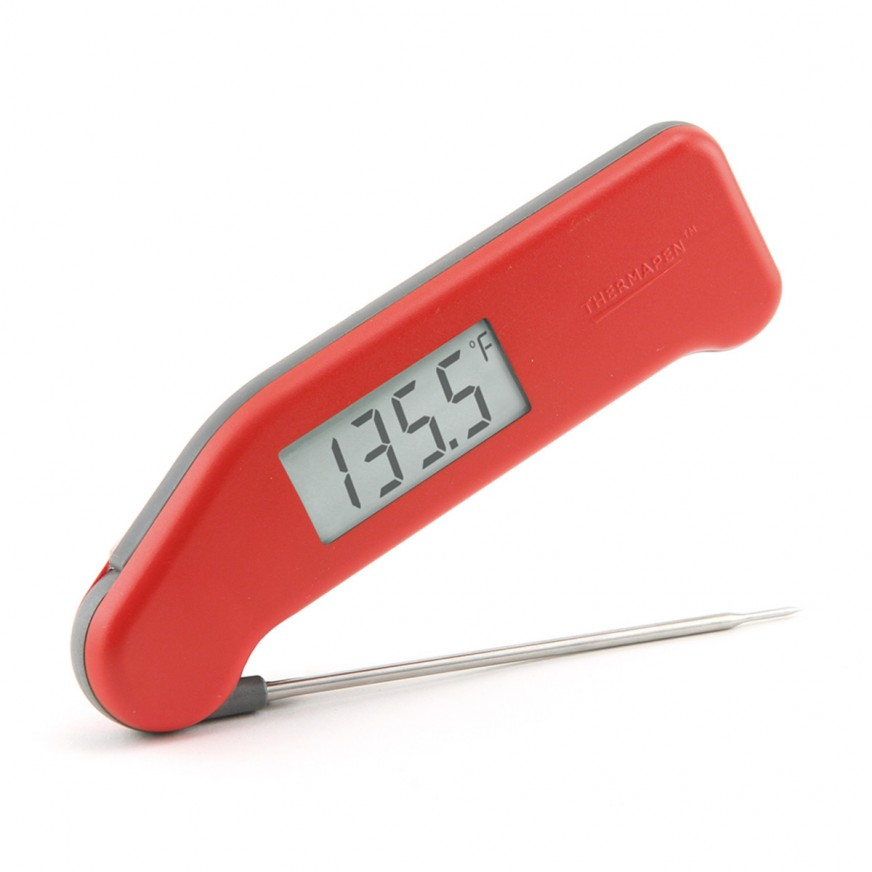 SUPERFAST THERMAPEN THERMOMETER - RED