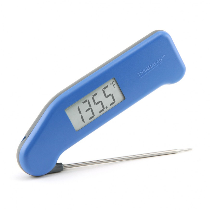 SUPERFAST THERMAPEN THERMOMETER - BLUE