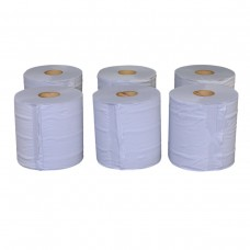2 PLY BLUE TOWEL - 195 x 400mm - 150 METERS