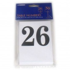 Number Cards  26 To 50